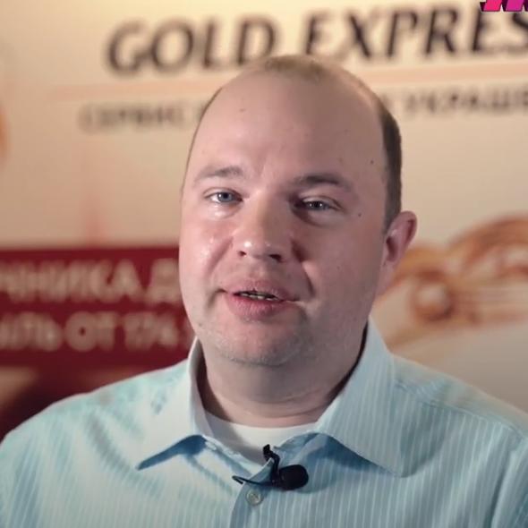 Виталий Сочнев, Gold Express
